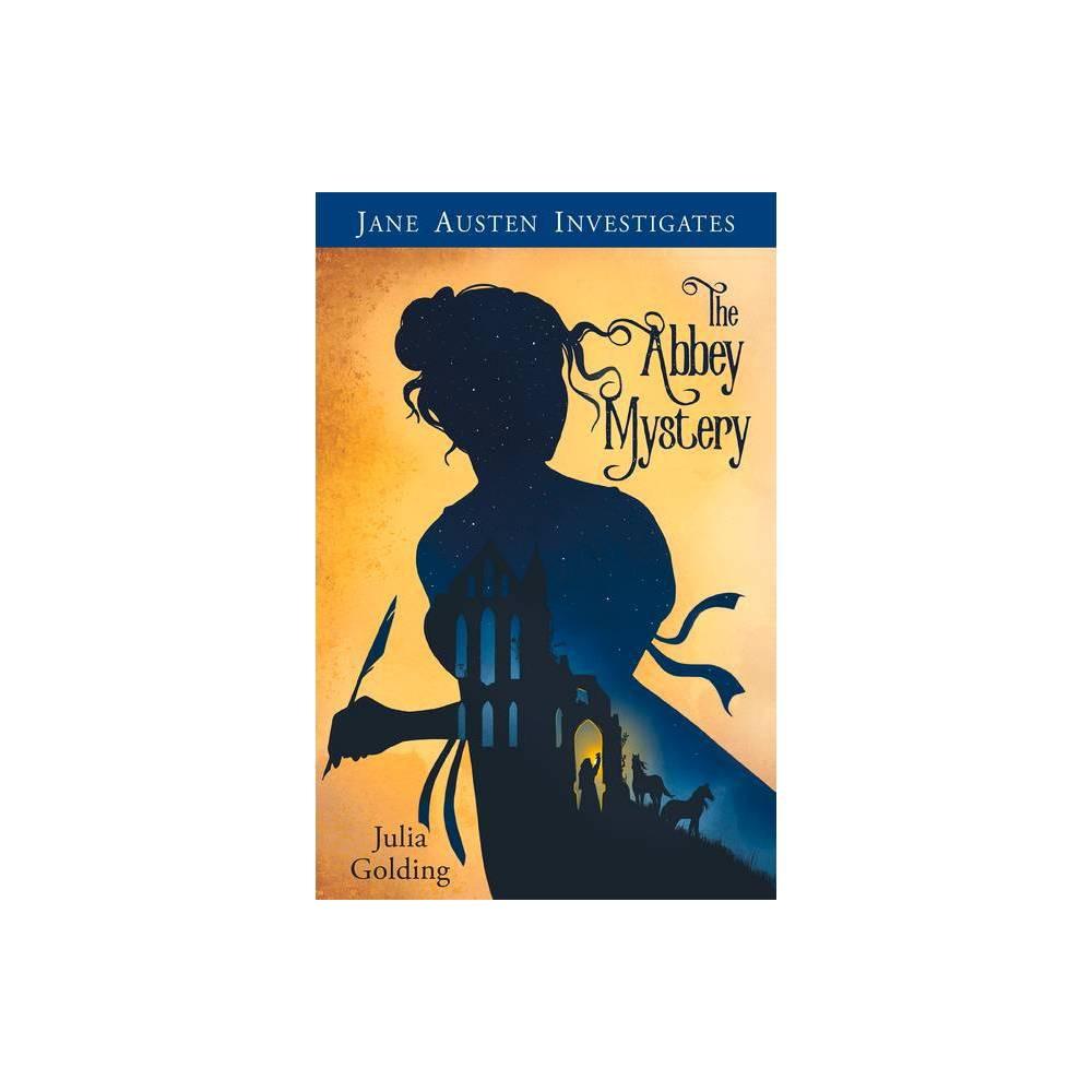 The Jane Austen Investigates By Julia Golding Paperback