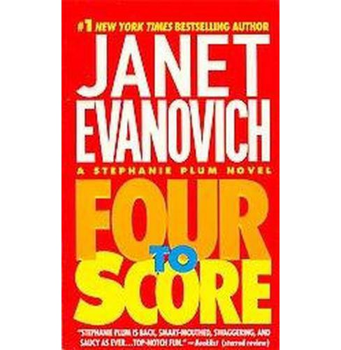 Four to Score (Reprint) (Paperback) by Janet Evanovich - image 1 of 1