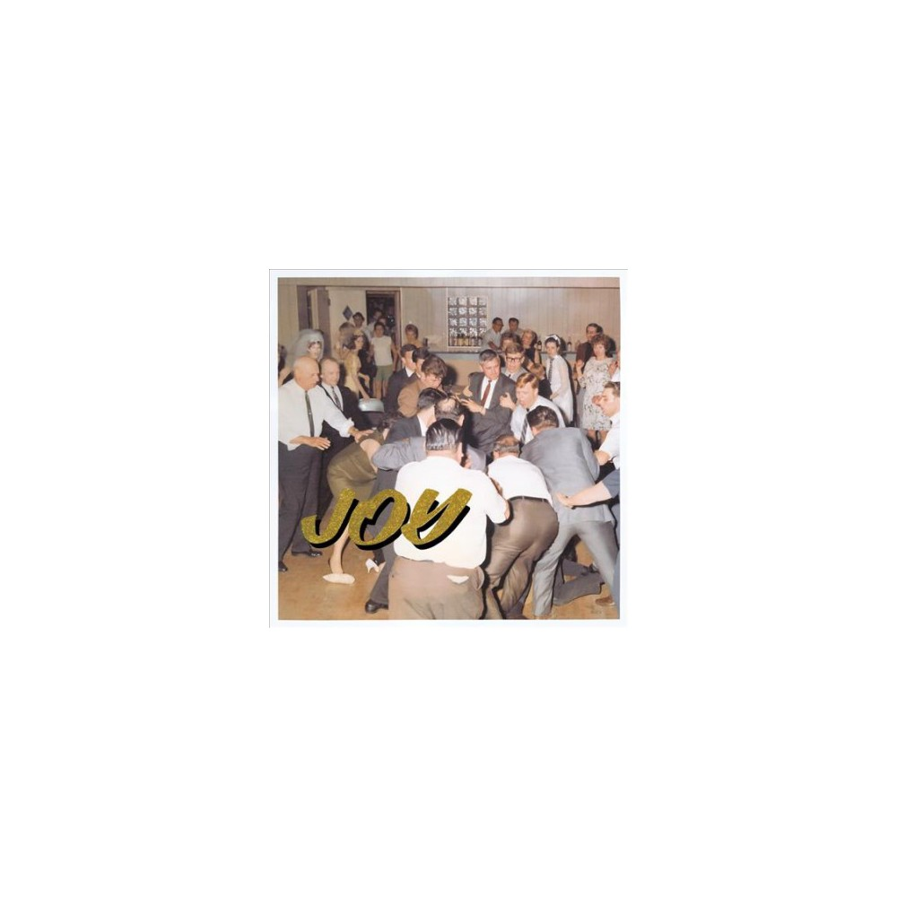 Idles - Joy As An Act Of Resistance. (CD)
