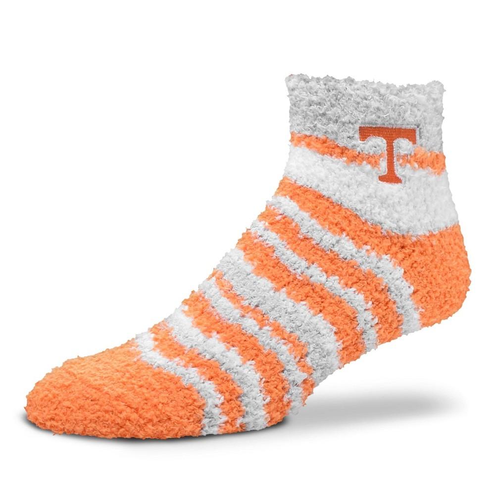 NCAA Tennessee Volunteers Fuzzy Fan Socks M, Women's