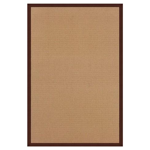 Athena Wool Area Rug - Brown (4' X 6') - image 1 of 1