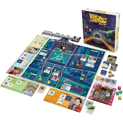 Funko Back To The Future Back In Time Funko Board Game | 2-4 Players