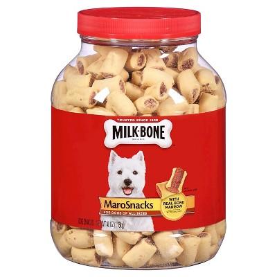 Dog Treats: Milk-Bone Maro Snacks