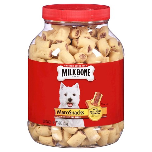 Milk Bone Marosnacks With Real