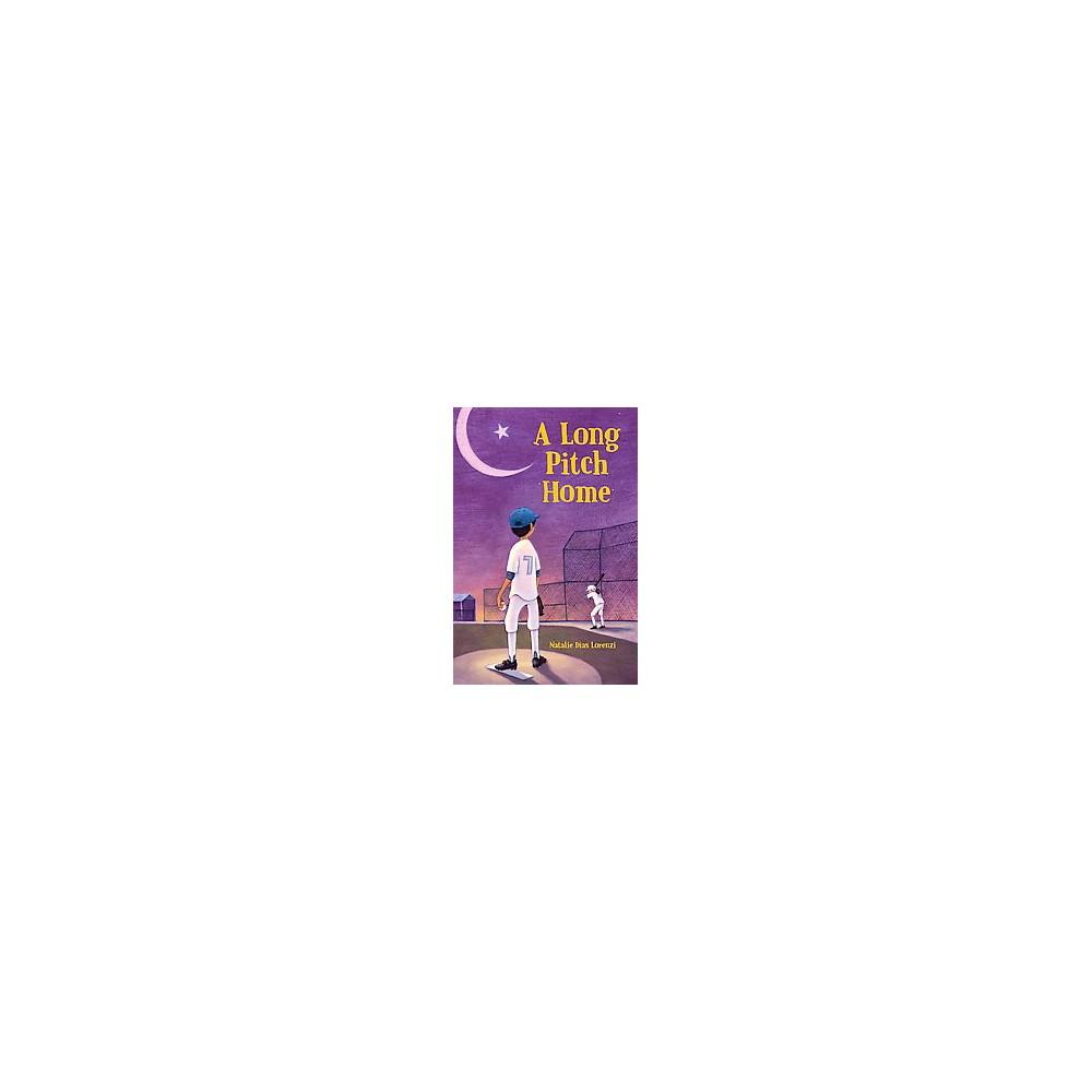 Long Pitch Home (Hardcover) (Natalie Dias Lorenzi)