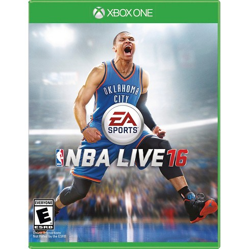 NBA Live 16 Xbox One - image 1 of 8