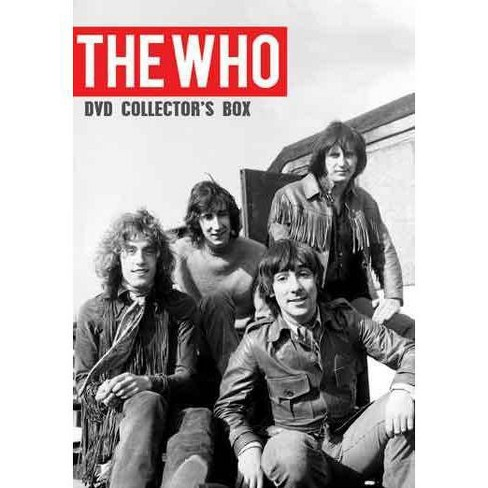 The Who: DVD Collector's Box - image 1 of 1