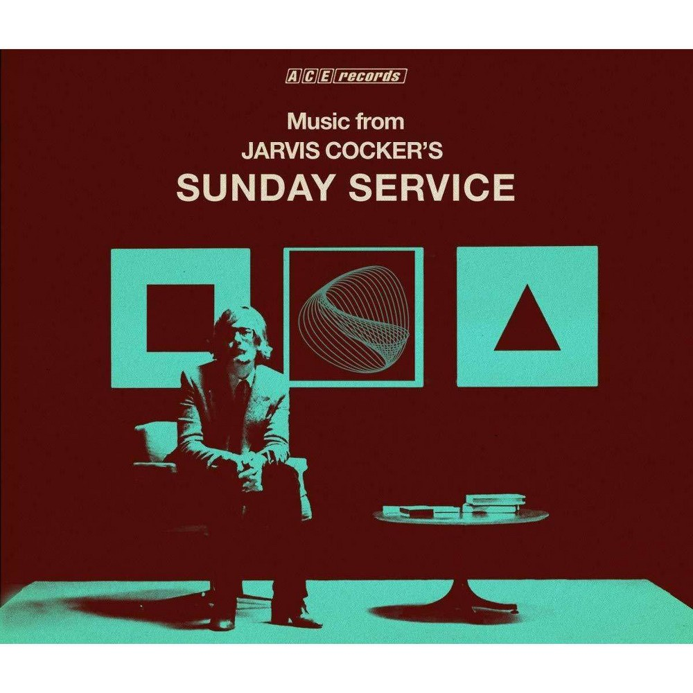 Various Music From Jarvis Cocker S Sunday Service Cd