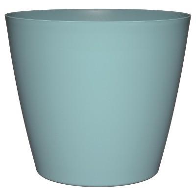 10  Tapered Planter - Lagoon Turquoise - Room Essentials™