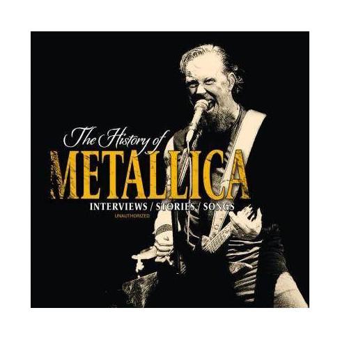 Metallica - History Of: Unauthorized (CD) - image 1 of 1