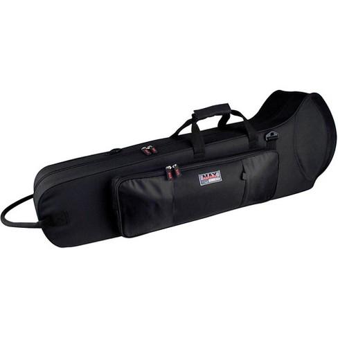 Protec MAX Contoured Bass Trombone Case Black - image 1 of 2
