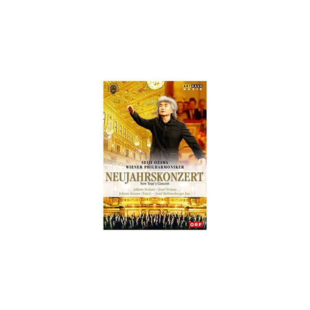 Vienna Philharmonic:New Year's Concer (Dvd)