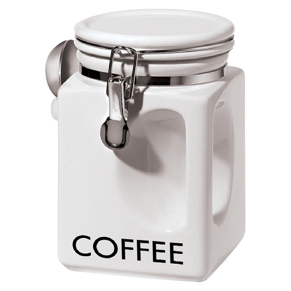 Image of Oggi EZ Grip Canister - Coffee