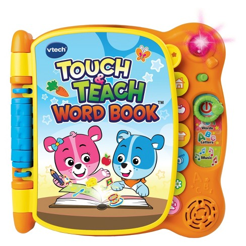 VTech® Touch & Teach Word Book - image 1 of 6