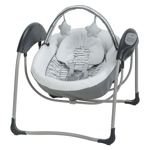 Graco Glider Lite LX Gliding Swing - Ripley - image 1 of 3