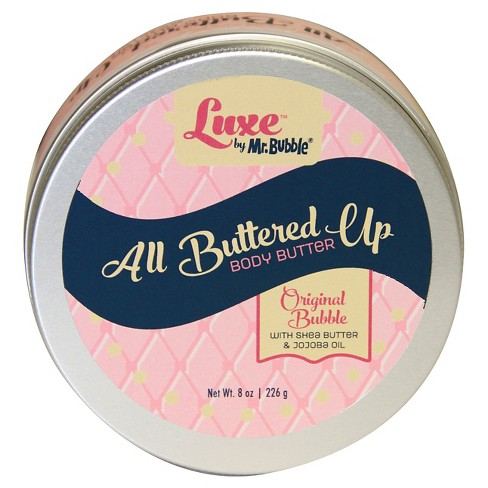 Luxe by Mr. Bubble® Original All Buttered Up Body Butter 8 oz - image 1 of 1