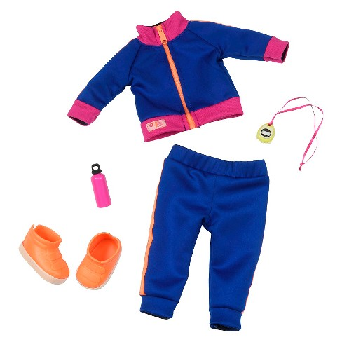 Our Generation® Fashion Outfit - Winning Track™ - image 1 of 4