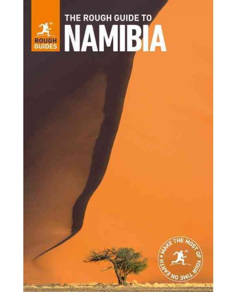 Rough Guide to Namibia With Victoria Falls -  (Rough Guides) by Sara Humphreys (Paperback) - image 1 of 1