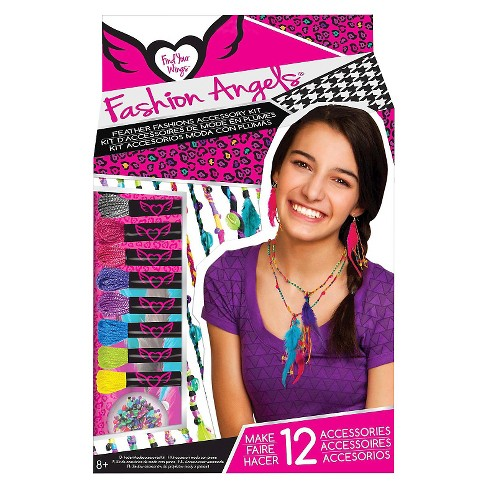 Fashion Angels Feather Fashion Accessory Kit - image 1 of 2