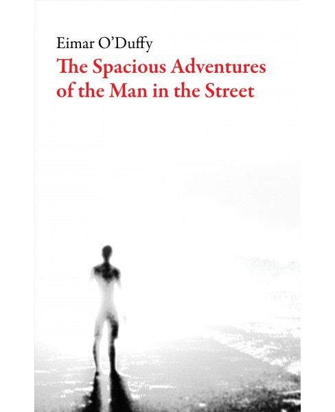 Spacious Adventures of the Man on the Street -  (Irish Literature) (Paperback) - image 1 of 1
