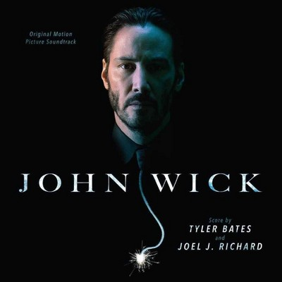 Tyler Bates/Joel J. Richard - John Wick (Original Motion Picture Soundtrack) (2 LP) (Vinyl)