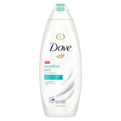 Body Washes & Gels: Dove Sensitive Skin