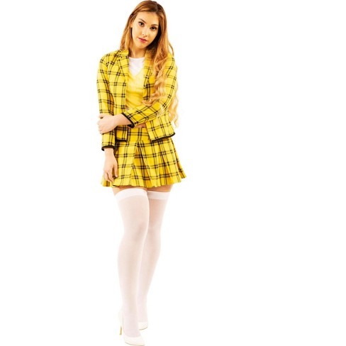 Clueless Cher Costume   Authentic Movie Inspired Design   Sized For Adults - image 1 of 4