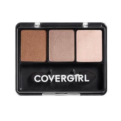 Eyeshadow: Covergirl Eye Enhancers 3-Kit