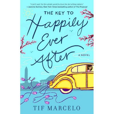 Key to Happily Ever After -  by Tif Marcelo (Paperback)