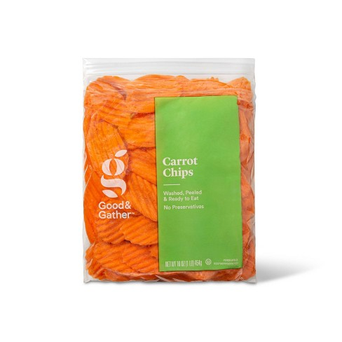 Carrot Chips - 1lb - Good & Gather™ - image 1 of 3
