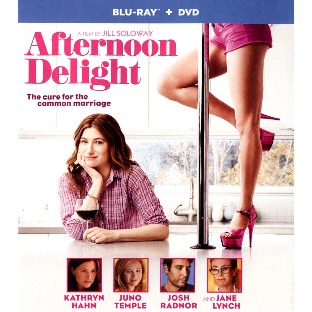 Afternoon Delight (Bd/Dvd Combo) (Blu-ray)