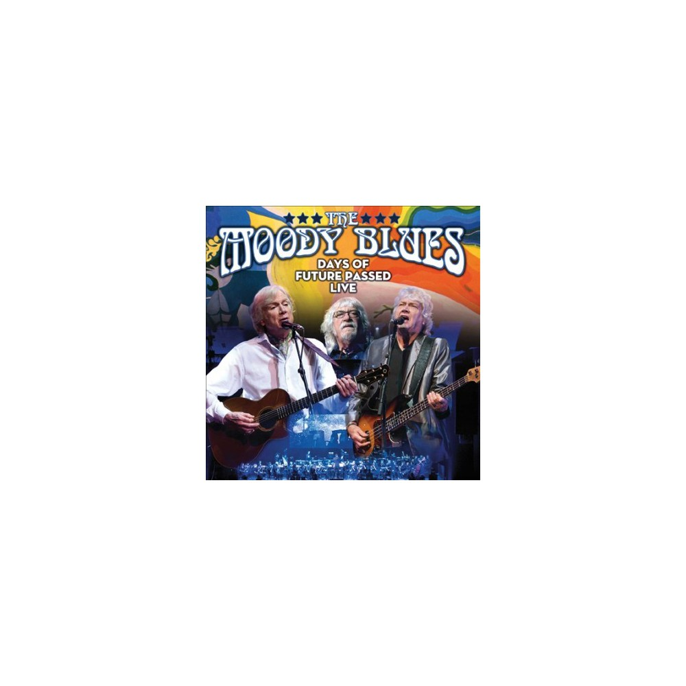 Moody Blues - Day Of Future Passed Live (CD)