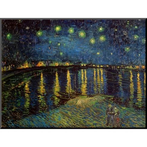 Art.com - Night Over the Rhone - image 1 of 1