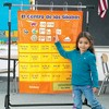 Learning Resources El Centro de las Silabas (Spanish Syllables) Pocket Chart, 225 Cards, Ages 6+ - image 2 of 3
