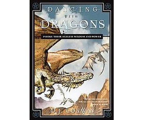 Dancing With Dragons (Reprint) (Paperback) (D. J. Conway) - image 1 of 1