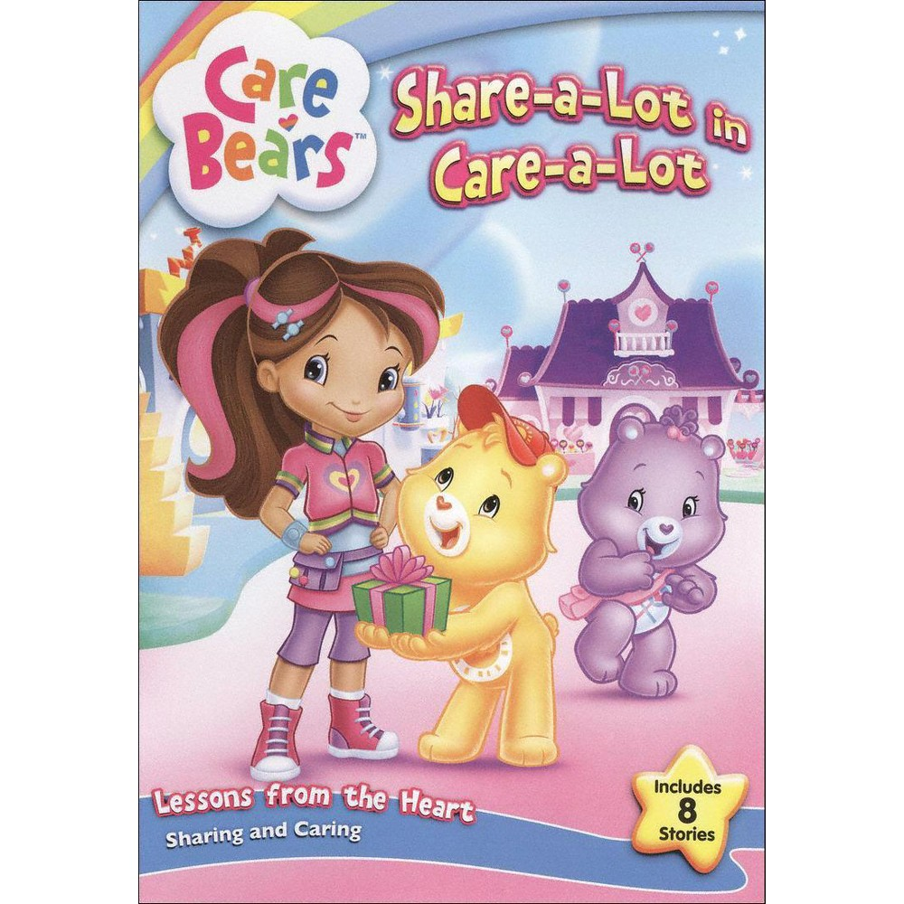 Care Bears: Share-a-Lot in Care-a-Lot (dvd_video)