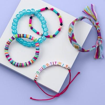 Girls' 5pk 'You Got This' Bracelet Set - More Than Magic™