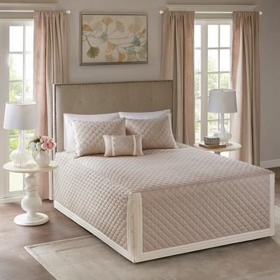 Miller Tailored Bedspread Set 4pc