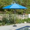 11' Aluminum Collar Tilt DV Patio Umbrella - California Umbrella - image 2 of 3