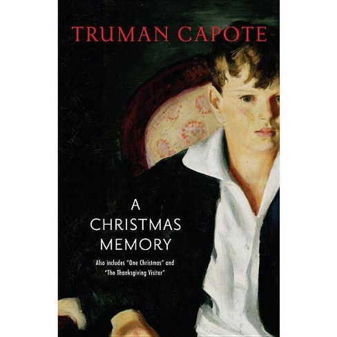A Christmas Memory - (Modern Library (Hardcover)) by  Truman Capote (Hardcover) - image 1 of 1