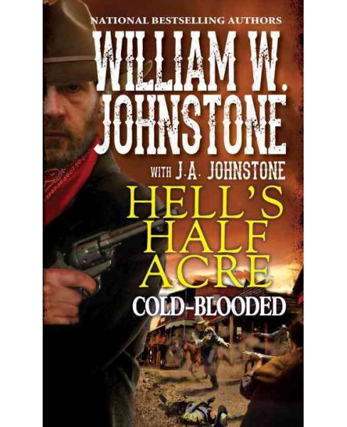 Cold-Blooded (Paperback) (William W. Johnstone & J. A. Johnstone) - image 1 of 1