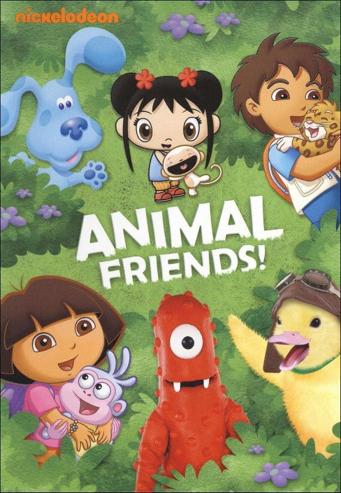 Nick Jr. Favorites: Animal Friends - image 1 of 1