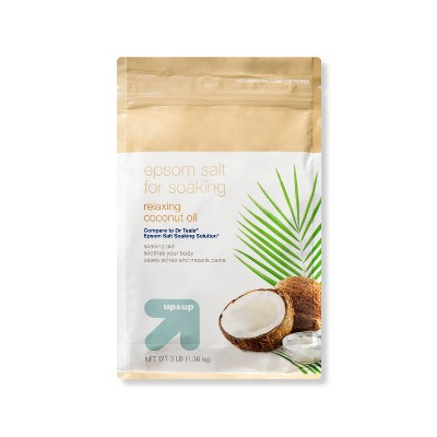 Coconut Bath Soaks - 3lb - up & up™