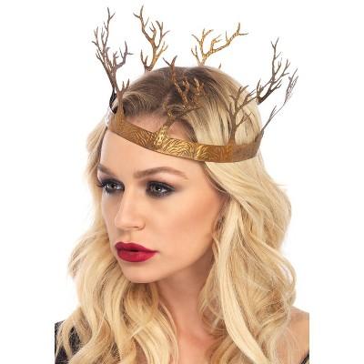 Leg Avenue Metal Fantasy Forest Crown