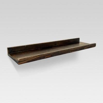 Wood Wall Shelf - Medium - Threshold™