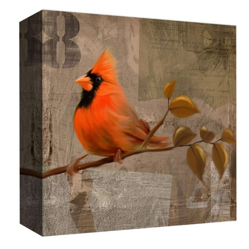 "Grand Edition II Decorative Canvas Wall Art 16""x16"" - PTM Images - image 1 of 1"