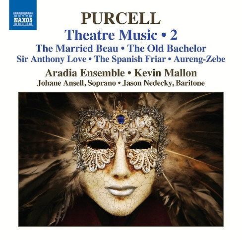 Aradia ensemble - Purcell:Theatre music vol 2 (CD) - image 1 of 1