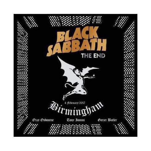 Black Sabbath - End (Vinyl) - image 1 of 1
