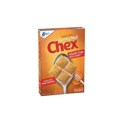 Chex Gluten Free Honey Nut Breakfast Cereal - 12.5oz - General Mills