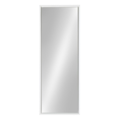 Evans Decorative Wall Mirror 16x48 - Kate & Laurel - image 1 of 5